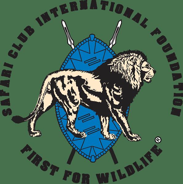 Safari Club International Foundation First for Wildlife logo
