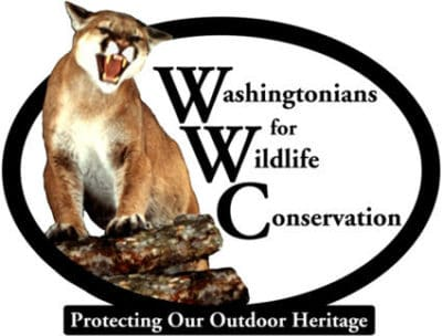 Washingtonians for Wildlife Conservation - Protecting Our Outdoor Heritage logo